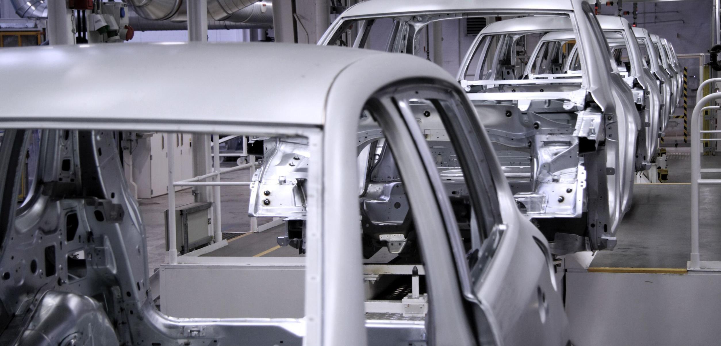 Come ridurre la complessità nel reparto carrozzeria dell'industria automobilistica
