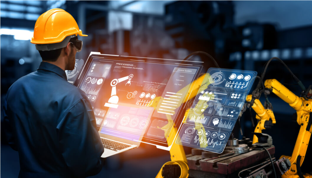 Dall'Internet of Things al software as-a-service: l'intelligenza aumentata al servizio della fabbrica