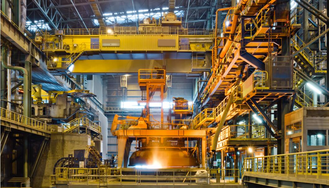I 4 driver per la progettazione degli impianti di movimentazione nell'industria pesante