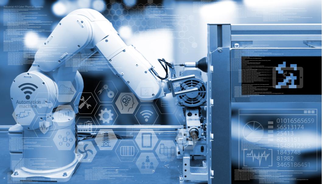 Industria 4.0, nelle imprese Usa è record di robot