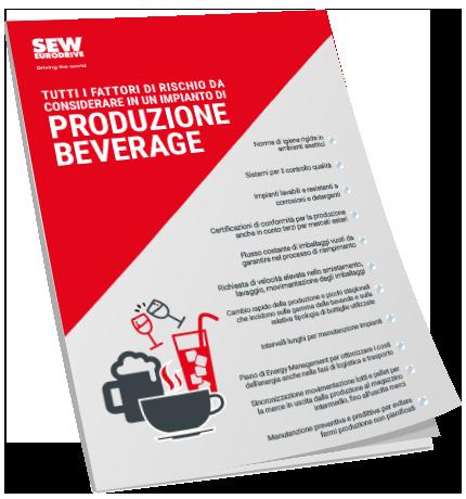 Tutti i fattori di rischio di un impianto di produzione food & beverage