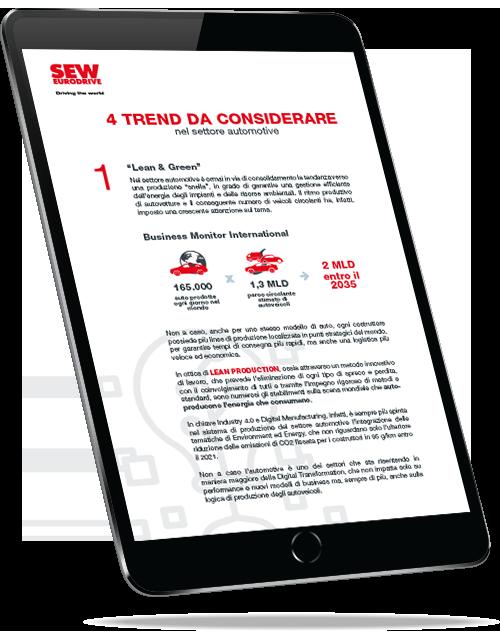 4 trend da considerare nel settore automotive