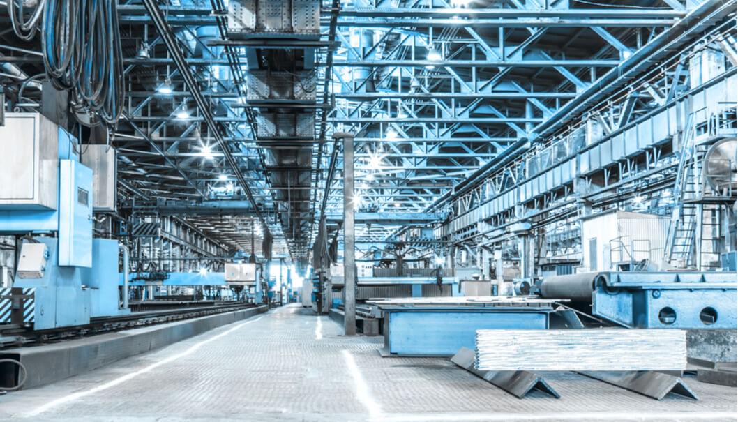 Progettazione degli impianti per l'industria pesante