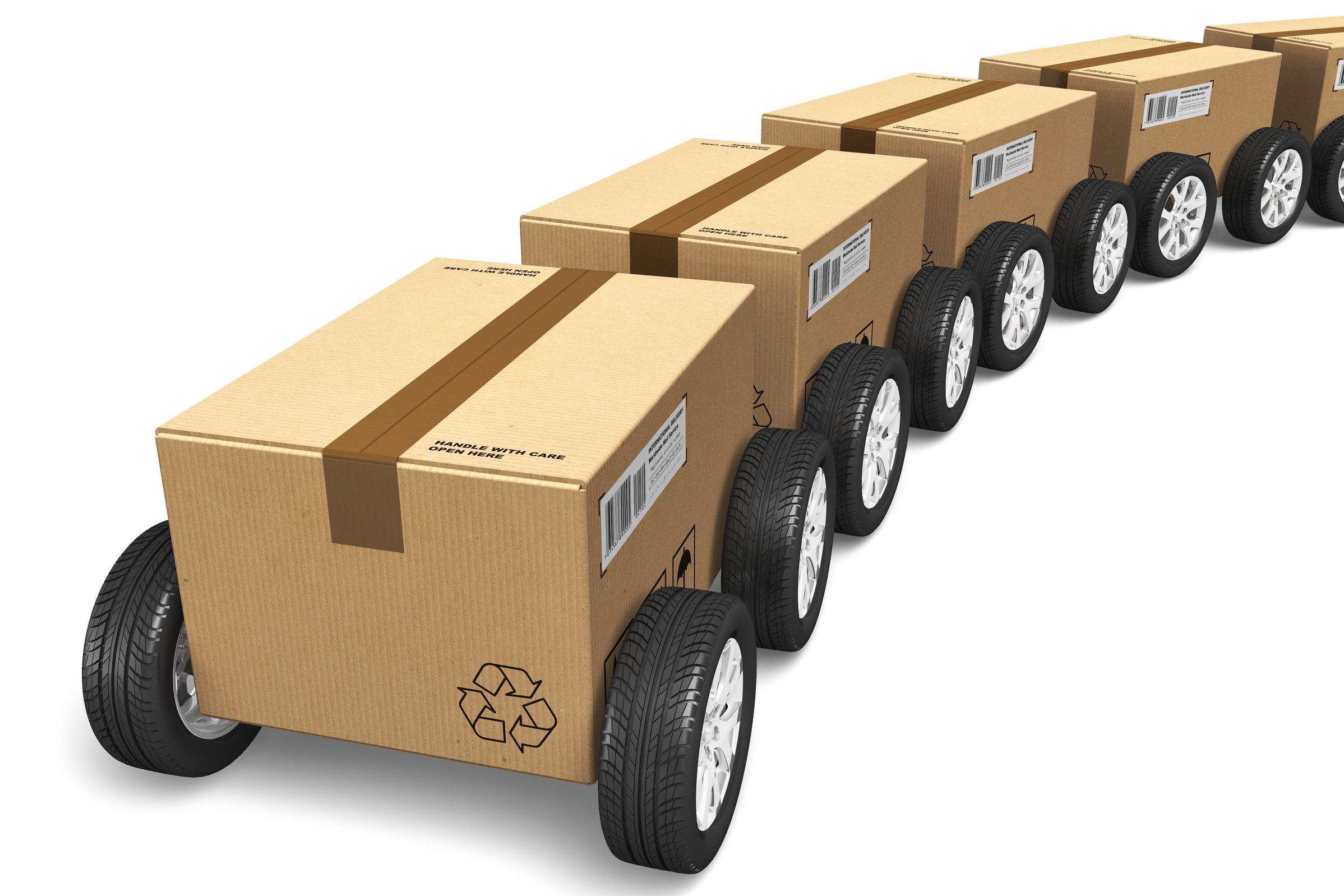 Quali sono le tipologie di AGV più richiesti oggi in ambito Post & Parcel