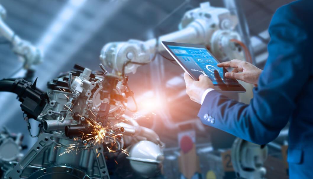 Sistema di automazione industriale