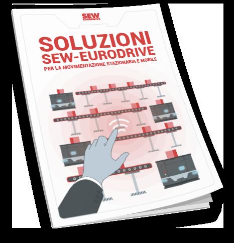 Soluzioni Sew-Eurodrive per la movimentazione stazionaria e mobile
