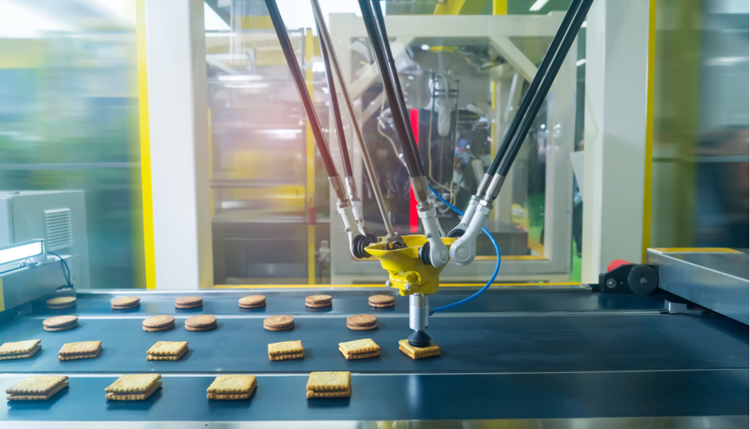How Collaborative Robots and AI Are Empowering The Food & Beverage Industries