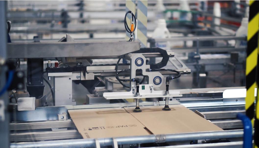 Fatturato e produzione del packaging italiano in crescita