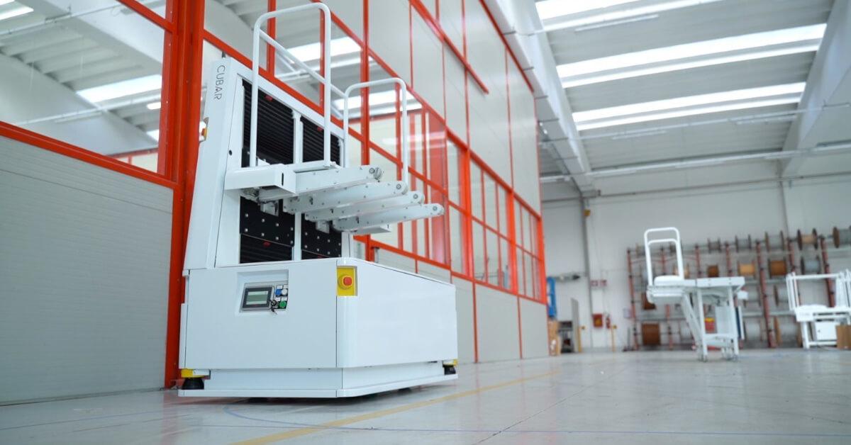 webinar-Maggiore flessibilità, rapidità e sicurezza dei processi con gli Automated Guided Vehicle di CUBAR, equipaggiati SEW-EURODRIVE